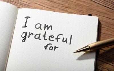 Gratitude Hygiene